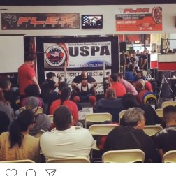 Throw back to Feb 2016, USPA Meet